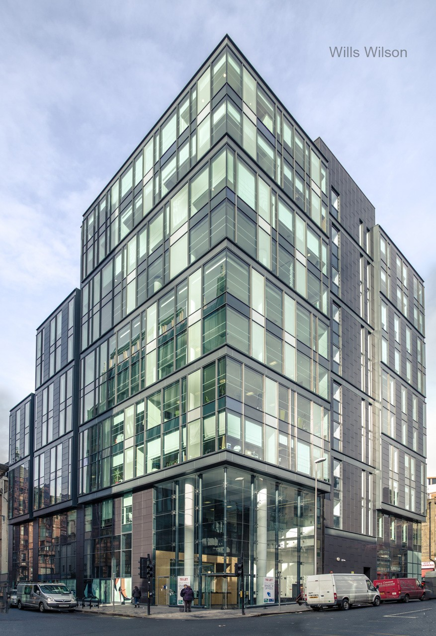 Glasgow commercial architectural photography