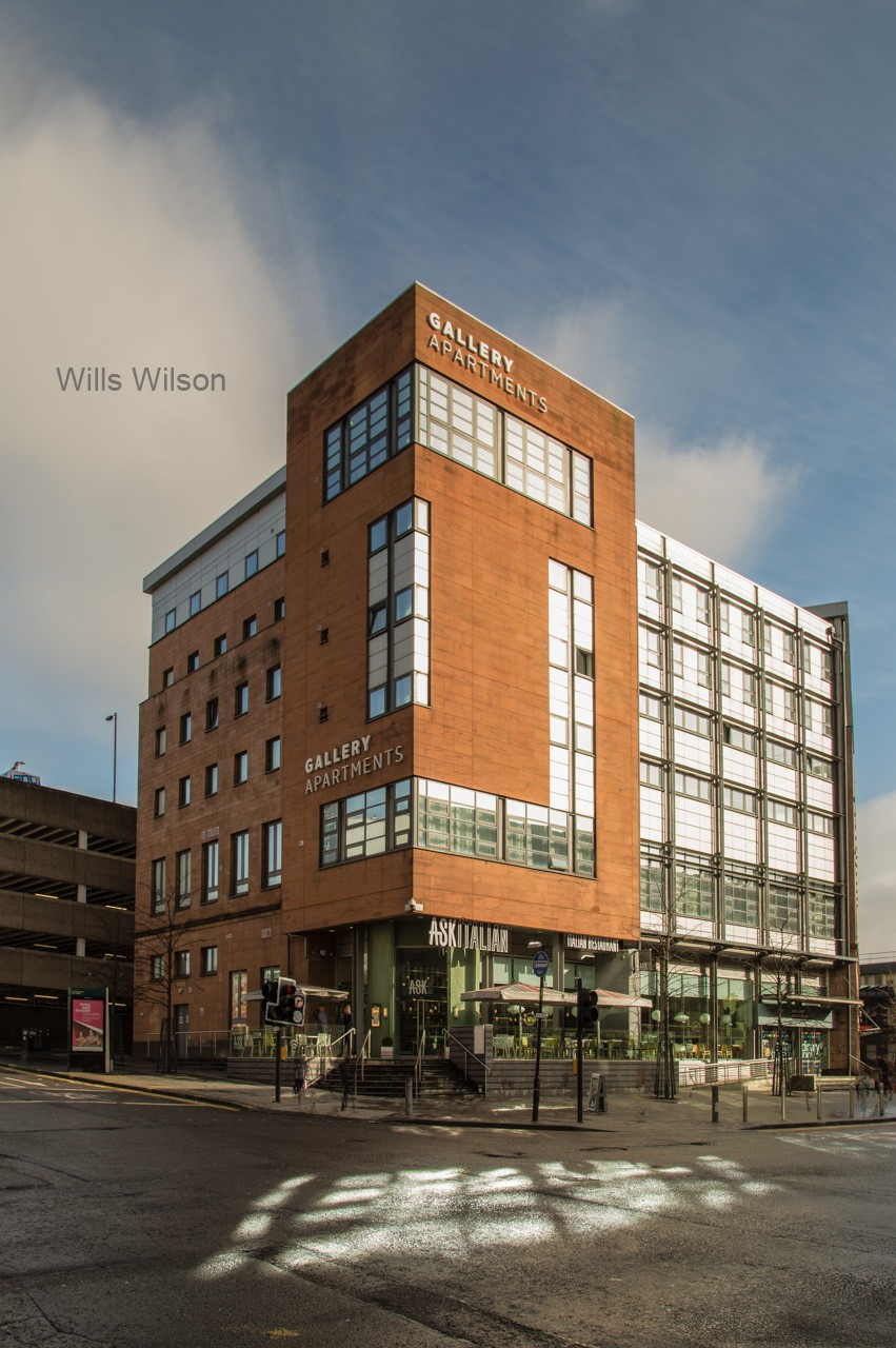 Architectural photography exteriors for commercial, retail and private developments