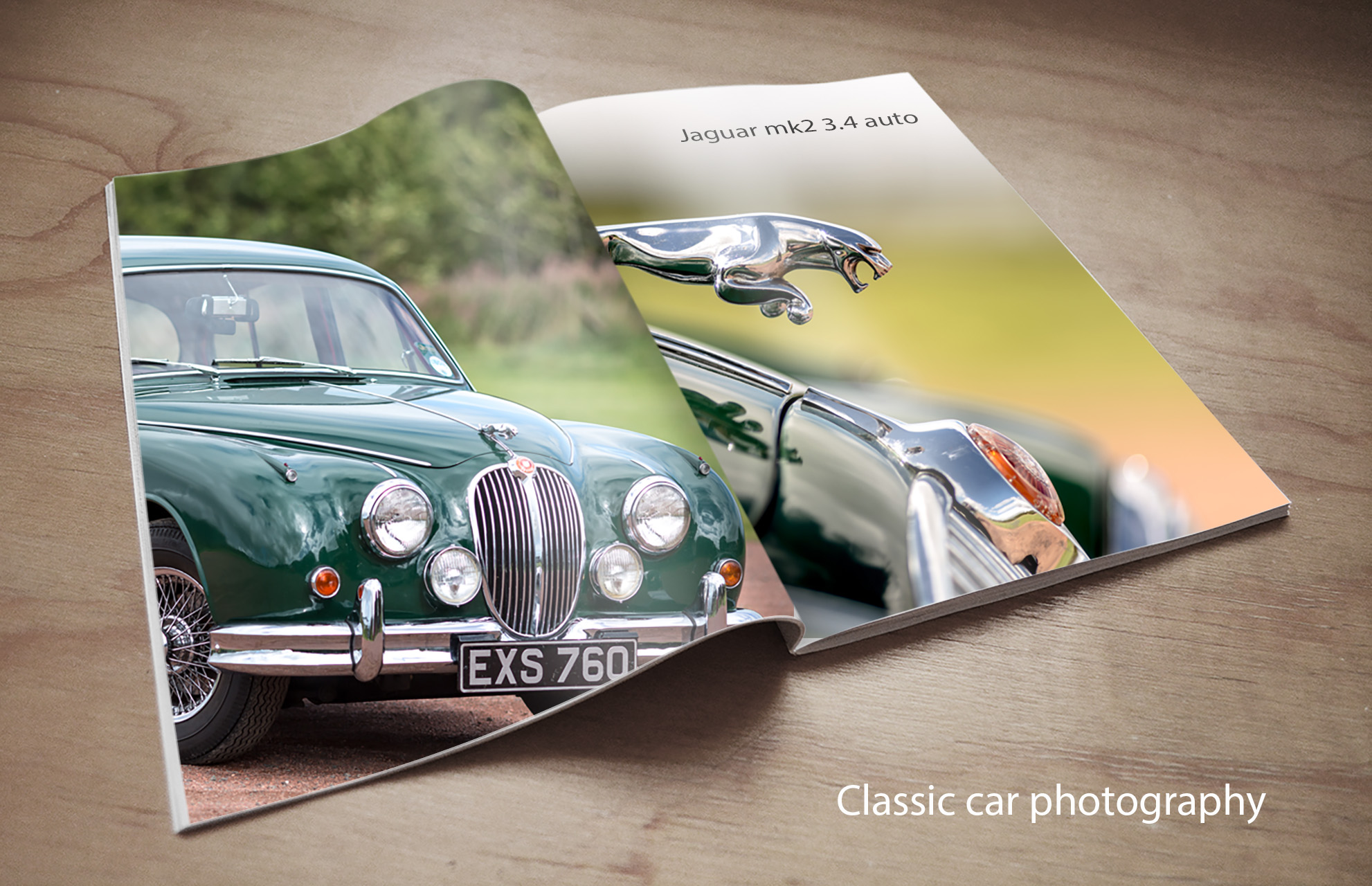 Private car collector automotive photography
