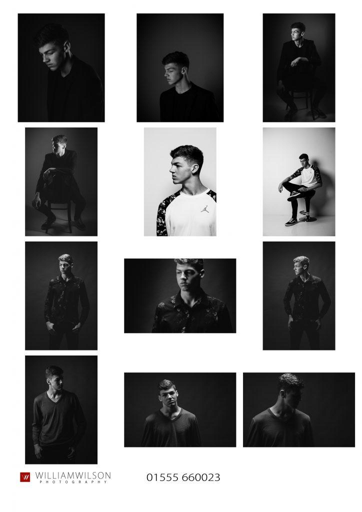 Edinburgh fashion photography