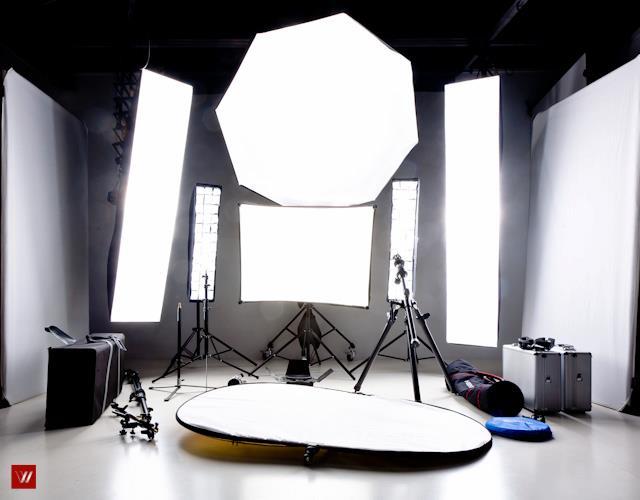 Photography studio hire Lanarkshire